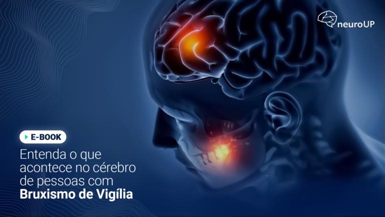 O cérebro com bruxismo em vigília