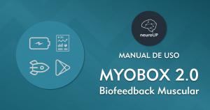 Primeiros passos com o Biofeedback muscular Myobox 2.0