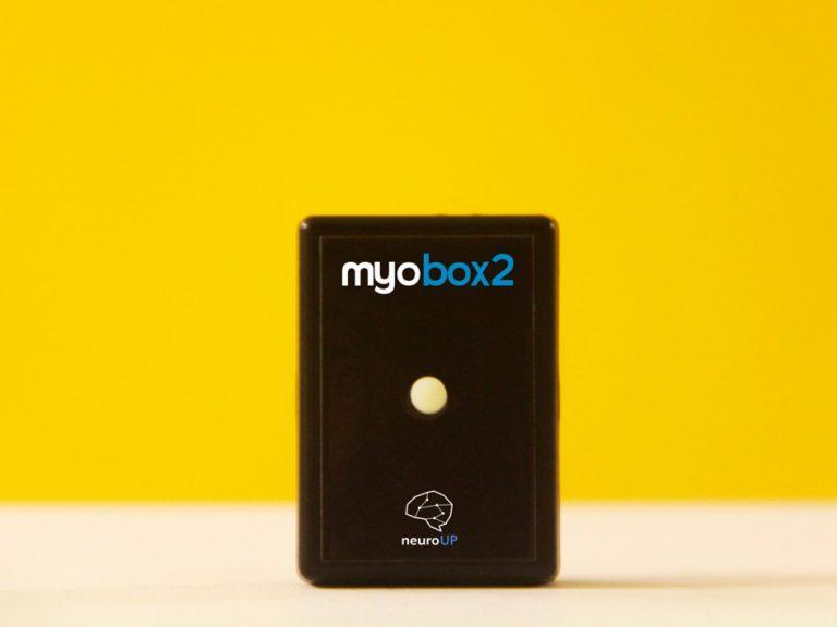 Myobox 2 - biofeedback muscular