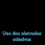 eletrodos adesivos icone