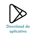 google play icone preto e branco