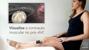 Visualize os resultados da reabilitação pós-AVC com o Biofeedback