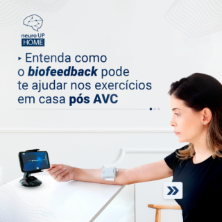 neuroUP Home Premium | Tecnologia para o treinamento muscular em casa