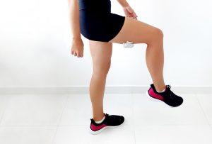 Exercícios de treinamento para o controle muscular