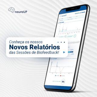 neuroUP PRO – Database (recursos extras e emissão de relatórios)