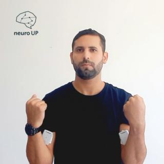 neuroUP PRO | Biofeedback muscular profissional (uso simultâneo)