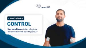 [Novidade] Control: módulo de Biofeedback para músculos simultâneos