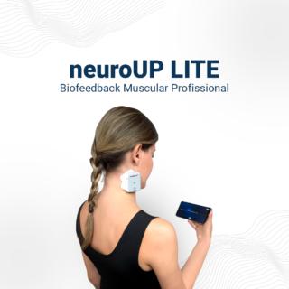 neuroUP Lite | Biofeedback muscular profissional