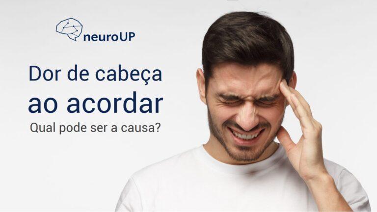Dor de cabeça ou na face ao acordar. O que pode estar causando?