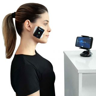 Biofeedback muscular portatil masseter neuroUP
