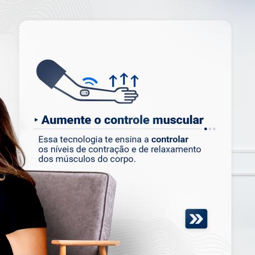 Biofeedback no pós AVC - Neurologia- Fisioterapia 2